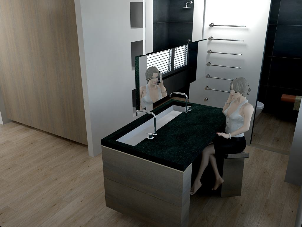 Slaapkamer en suite ~ [spscents.com]